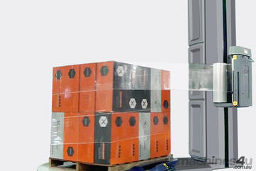 EXCELLENT VALUE FOR MONEY FULLY AUTOMATIC PALLET WRAPPER