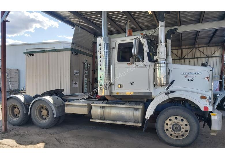 2008 Western Star 4800 Prime Mover
