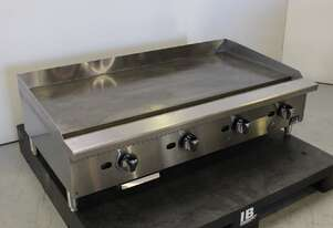 AG Equipment AGGR-122-NG C/Top Griddle