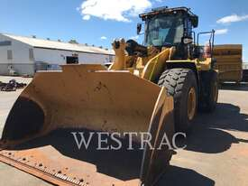 CATERPILLAR 972M Mining Wheel Loader - picture0' - Click to enlarge