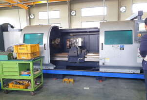 2016 Hwacheon Mega72x3000-2 CNC Lathe