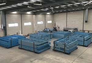 cold forming steel frame machine