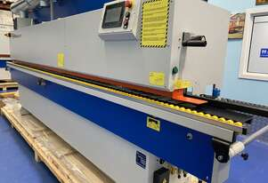 NikMann -TF-v.7, Edgebander with Pre-Milling + Dust  Extractor package from Europe