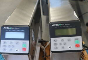 Anritsu Pizza Metal Detector (Just Arrived)(2 Available)