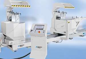 ABCD MACHINERY - Double Head Sawing Machines