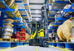 Articulated Narrow Aisle Forklift