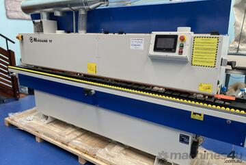 NikMann TF edgebander with Pre - Milling from Europe