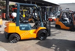 FORKLIFT RENTAL FULLY MAINTAINED LOW WEEKLY RATE
