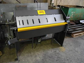 Channel finger panbrake 1250 x 2 Australian made  - picture7' - Click to enlarge