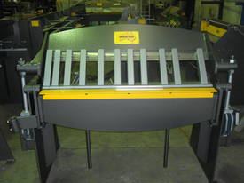 Channel finger panbrake 1250 x 2 Australian made  - picture3' - Click to enlarge