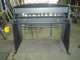 Channel finger panbrake 1250 x 2 Australian made  - picture6' - Click to enlarge