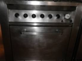 IFM SHC00672 Used Gas Range - picture3' - Click to enlarge