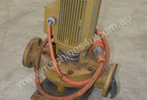 Centrifugal Pump (Mild Steel), IN/OUT: 52mm Dia