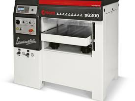 SCM L'INVINCIBILE S6300 Thicknesser - picture0' - Click to enlarge