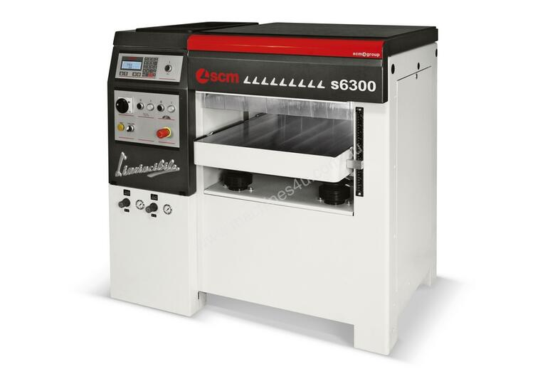 SCM L'INVINCIBILE S6300 Thicknesser