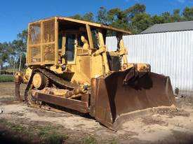 1986 CATERPILLAR D8L DOZER