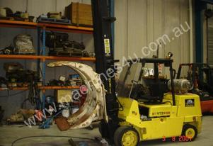 6 T Hyster S120XL & Paper Clamp