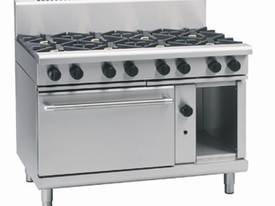 Waldorf Eight Burner Gas Oven Range