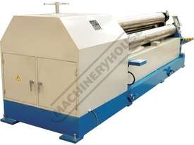 PR-2512 Motorised Plate Curving Rolls 2550 x 12mm Mild Steel Capacity Includes Section Rolls - picture3' - Click to enlarge