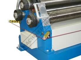 PR-2512 Motorised Plate Curving Rolls 2550 x 12mm Mild Steel Capacity Includes Section Rolls - picture4' - Click to enlarge