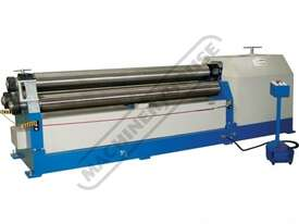 PR-2512 Motorised Plate Curving Rolls 2550 x 12mm Mild Steel Capacity Includes Section Rolls - picture0' - Click to enlarge