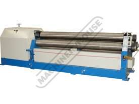 PR-2512 Motorised Plate Curving Rolls 2550 x 12mm Mild Steel Capacity Includes Section Rolls - picture2' - Click to enlarge