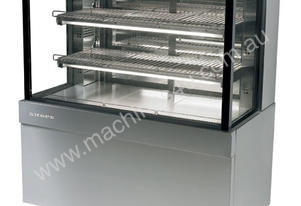 Skope 1200 Long Square Glass Cake Display FDM1200