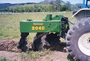 204SA Tomahawk 4-disk Plow With Ripper