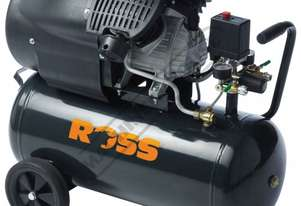 RAV2.75/36 Air Compressor - Direct Drive 36 Litre Tank / 2.75hp 7.3cfm / 205lpm Free Air Delivery