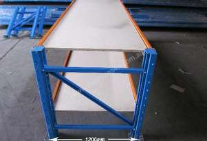 WORK BENCH 2410mm X 914mm X 1200mm With Particle B