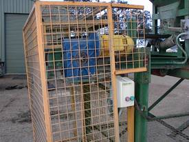 Sand bag filling conveyor - picture5' - Click to enlarge