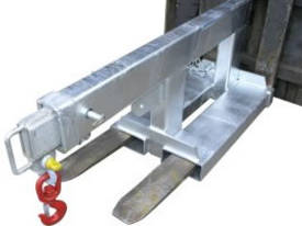 Fixed Jib Short Jib Attachment 2500Kg SWL - picture0' - Click to enlarge