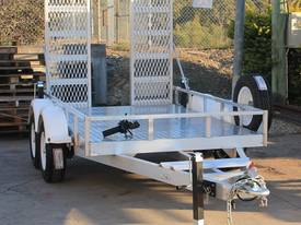 JTF Alloy Machine Trailer - picture2' - Click to enlarge