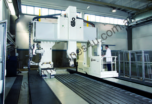 JOBS Large Capacity Italian Milling Centres