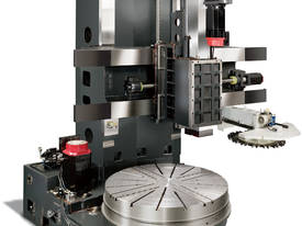 GV-1 Series  Heavy Duty Vertical Turning Centre - picture2' - Click to enlarge