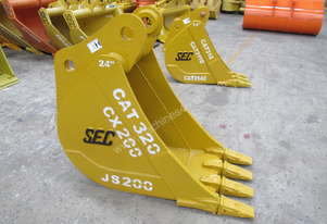 2017 SEC 20ton Trenching Bucket CAT320