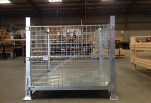 Stillage Cage Galvanised Perth Stock