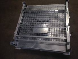 Stillage Cage Galvanised Perth Stock - picture3' - Click to enlarge