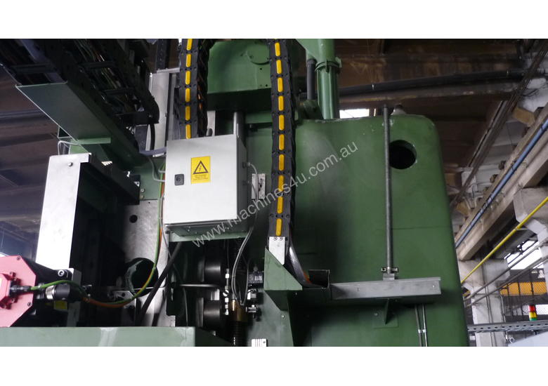 Refurbished SC-17 Vertical Borer with Fanuc Oi-TF