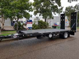 NEW 2020 FWR All Hydraulic Single Axle Tag Trailer - Free Freight to SYD/MEL - picture0' - Click to enlarge