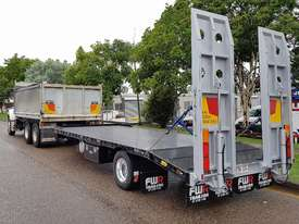 NEW 2020 FWR All Hydraulic Single Axle Tag Trailer - Free Freight to SYD/MEL - picture1' - Click to enlarge