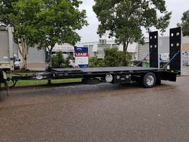 NEW 2020 FWR All Hydraulic Single Axle Tag Trailer - Free Freight to SYD/MEL - picture2' - Click to enlarge