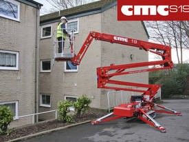 2019 CMC S19N Narrow Access Spider Lift - picture0' - Click to enlarge