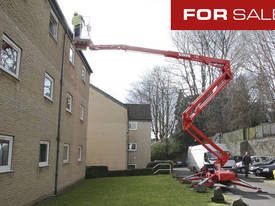 2019 CMC S19N Narrow Access Spider Lift - picture2' - Click to enlarge