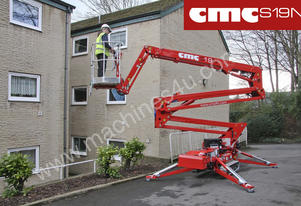 2016 CMC S19N Narrow Access Spider Lift