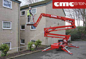 2020 CMC S19N Narrow Access Spider Lift