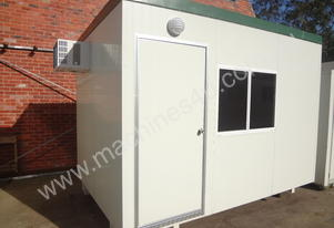 3.6m X 2.4m Portable Building - Amazingly Clean!