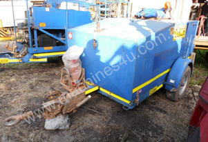 30Kn cable bull winch , diesel , 2012 model as new