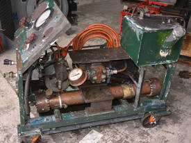 3 Phase Hydraulic Power Pack with Accumulator and  - picture0' - Click to enlarge