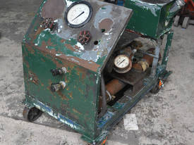 3 Phase Hydraulic Power Pack with Accumulator and  - picture1' - Click to enlarge